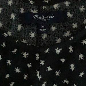 Madewell Tops - Madewell Star Flurry Sleeveless Top